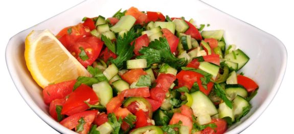 Kolay Salata Tarifleri